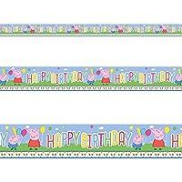 Peppa Pig Cute Carnival Birthday Children
