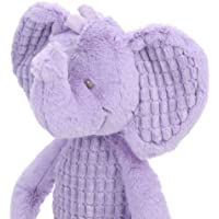 Preisvergleich für Nicotoy–Plüschtiere und Kuscheltiere–Plüsch Elefant violett–Pantin langen Beinen–Kuscheltier Baby 40cm–Art: Baby Mädchen oder Jungen