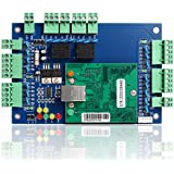 Generic Professional Wiegand Contrôle d'accès réseau IP TCP Planche Contrôleur pour 2Panneau de porte Lecteur 4