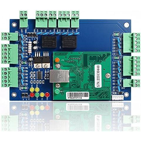 uhppote profesional Wiegand TCP IP Red Junta de Control de acceso panel controlador para 2para puerta