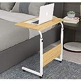 Computertisch Faule Tabelle Desktop Home Mobile Lift Bett Schreibtisch Einfache Notebook Klapptisch Nachttisch (Size : 80x50x90cm)