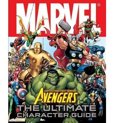 [(Marvel Avengers: The Ultimate Character Guide )] [Author: Alan Cowsill] [Oct-2010]