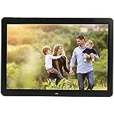 Spiro Goods 15.4 Zoll Digital Foto Und Video 1080P Rahmen Mit 16Gb Internen Speicher Und Bewegungssensor