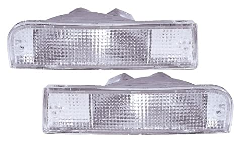 TOYOTA HILUX SURF/4-RUNNER 3 (1991-1995) BUMPER INDICATORS - CLEAR