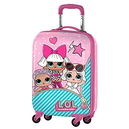 LOL-Surprise-ABS-trolley-suitcase-4-wheels-55cm