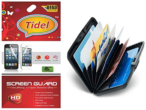 Tidel Ulta Clear Screen Guard for Samsung Galaxy Star Pro S7262 With Credit Card Holder  available at amazon for Rs.289