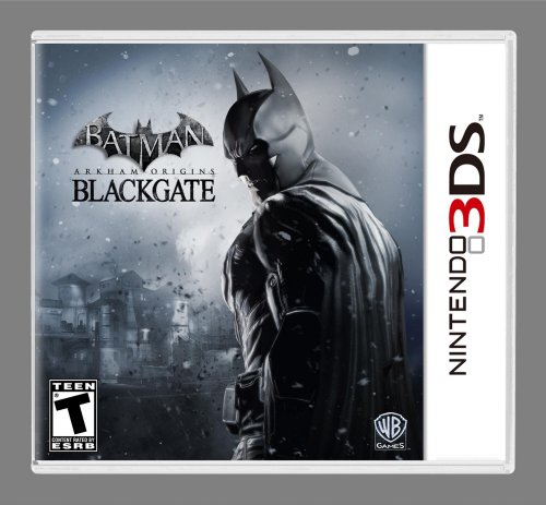 [UK-Import]Batman Arkham Origins Blackgate Game 3DS