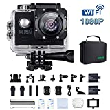 Action Cam Wifi 1080P FHD digital