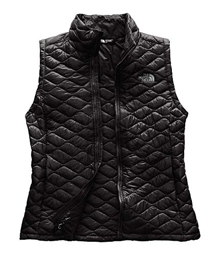 The North Face Women's Thermoball Vest - TNF Black - XXL North Face Womens Vest