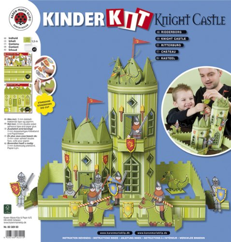RAYHER - Kinder Kit Ritterburg