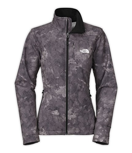 The North Face Apex Bionic Jacket Women's TNF Black Rock Camo Print M The North Face Bionic Jacket