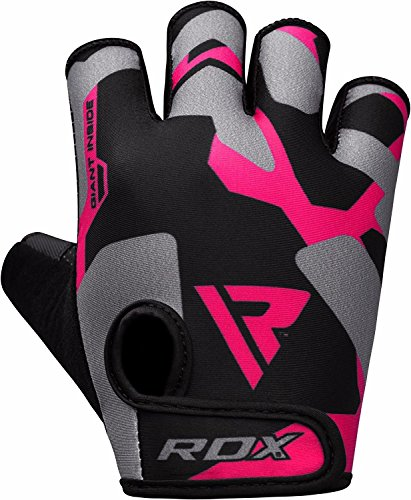 RDX-Gym-Weight-Lifting-Gloves-Women-Workout-Fitness-Ladies-Bodybuilding-Crossfit-Breathable-Powerlifting-Wrist-Support-Strength-Training-Exercise