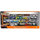 Matchbox On A Mission: 20-Pack Car Set (Styles May Vary) by Matchbox