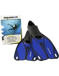 Aquazon Flossen, Taucherflossen, Schwimmflossen Butterfly Grössen Kinder - Erwachsene
