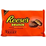 #4: Reese's Hershey's Rounds Peanut Butter Cup and Coated in Milk Chocolate 6 Individual Pack (110g)