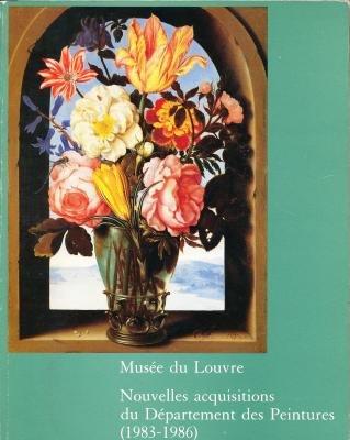 Nouvelles acquisitions du département des peintures 1983 1986 022796