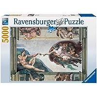 Ravensburger Michelangelo Creation of Adam Puzzle (5000 Pieces)