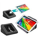 reboon Tablet Kissen für das Archos 101 Platinum - ideale iPad Halterung, Tablet Halter, eBook-Reader Halter für Bett & Couch