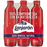 Lanjarón Agua Mineral Natural Sostenible - Pack 6 x 0,5 l