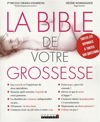 La bible de votre grossesse