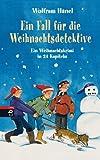 Ein Fall für die Weihnachtsdetektive: Ein Weihnachtskrimi in 24 Kapiteln (Weihnachtskrimis 7) (German Edition)