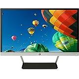 HP Pavilion 22cw IPS-LED (J7Y66AA) 54,6 cm (21,5 Zoll) Monitor (VGA, HDMI, Full HD, 7ms Reaktionszeit) schwarz