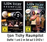 Staffel 1+2 (3 DVDs)