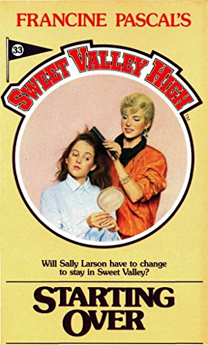 Starting Over (Sweet Valley High Book 33) (English Edition)