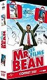 Coffret mr. bean : les vacances de mr. bean ; le film le plus catastrophe [FR Import] [2 DVDs]