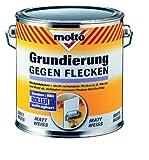 Molto 5077801 Grundierung gegen Flecken 2.5 Liter