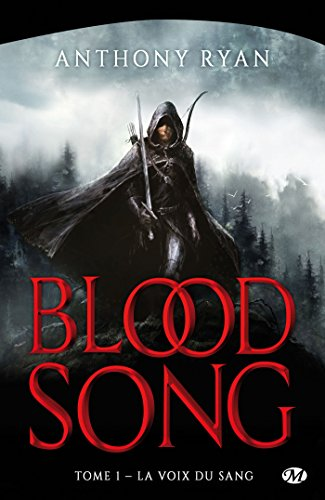 La Voix du sang: Blood Song, T1 (French Edition)