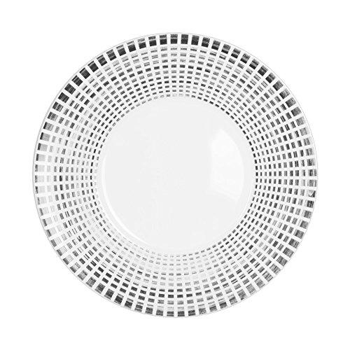 Melitta Kopenhagen Form 25 Polka Dots Kuchenteller Teller 19 cm