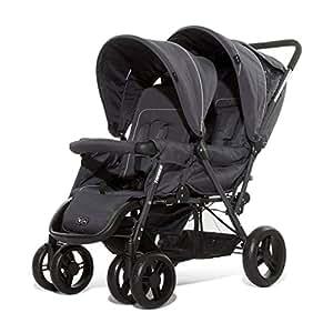 abc design tandem arctic geschwisterwagen zwillingswagen modell 2013 14 baby. Black Bedroom Furniture Sets. Home Design Ideas
