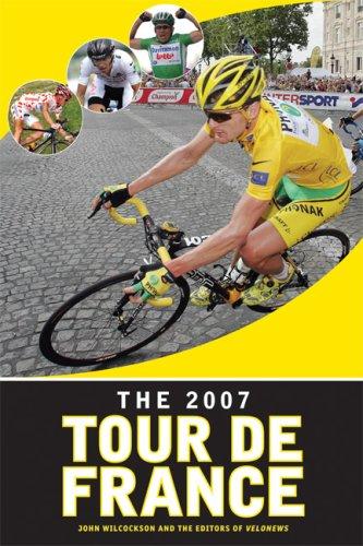 The 2007 Tour De France por John Wilcockson