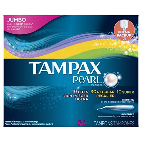 tampax-pearl-plastic-tampons-triplepack-light-regular-super-absorbency-unscented-50-count-by-tampax