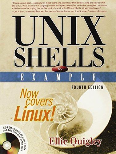 UNIX Shells by Example PDF Books