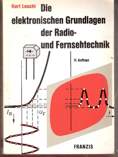 Die elektronischen Grundlagen der Radio- und Fernsehtechnik. Vom Ohmschen Gesetz zum Transistor