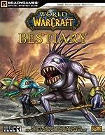 World of Warcraft Bestiary de BradyGames