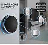 Smart WiFi Cloud Home Security Alarm System works with Google Home/Amazon Alexa