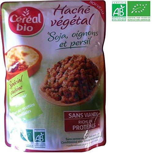 Cereals Bio gehackte Pflanzlich–Soja Zwiebeln Petersilie–Bio–250g