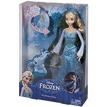 Frozen - Elsa, magia de hielo (Mattel CGH15)