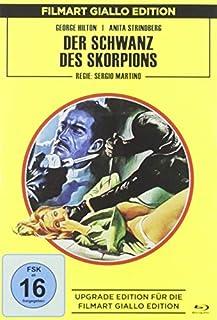 Der Schwanz des Skorpions - Filmart Giallo Edition [Blu-ray] [Limited Edition]