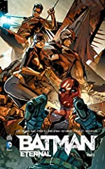 Batman eternal Tome 2 de Snyder Scott