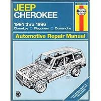Jeep Cherokee 1984 Thru 1996 Cherokee Wagoneer Comanche