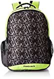 Fastrack 30.68 Ltrs Grey Casual Backpack (A0672NGY01)