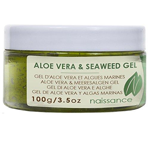 Gel de Aloe Vera y Algas Marinas - 100g