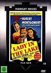 MIDNIGHT MOVIES 18 - Lady in the Lake