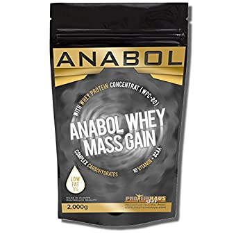 Anabol Whey Mass Gain