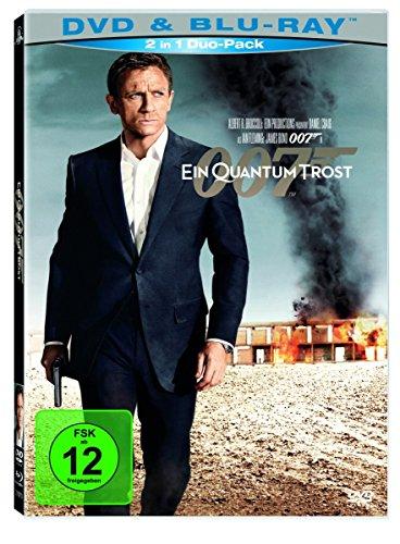 James Bond 007 - Ein Quantum Trost (Blu-ray + DVD)
