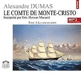 Comte de Monte Cristo T1 (le)/2 CDMP3/Texte intégral - Livraphone - 09/06/2008